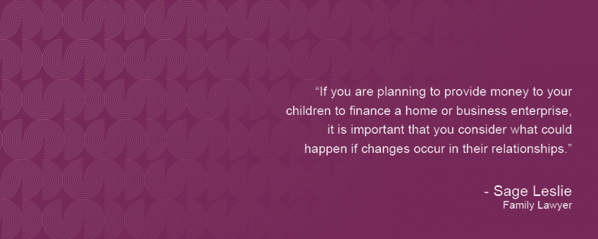 Protecting Your Investment In Your Children