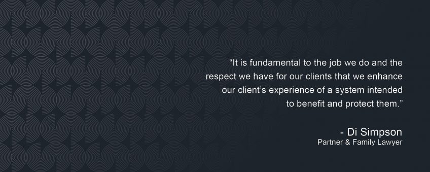 Improving Our Client's Experience