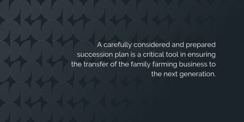 Farm succession planning: how to plan for success