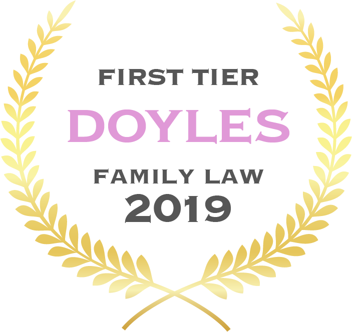 Doyle's Guide 2019 - Family Law - First Tier