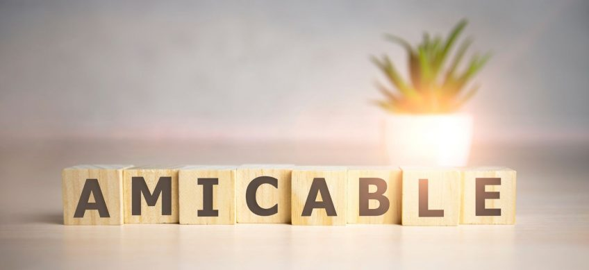 An Amicable Divorce:  5 tips to achieve an amicable separation and divorce