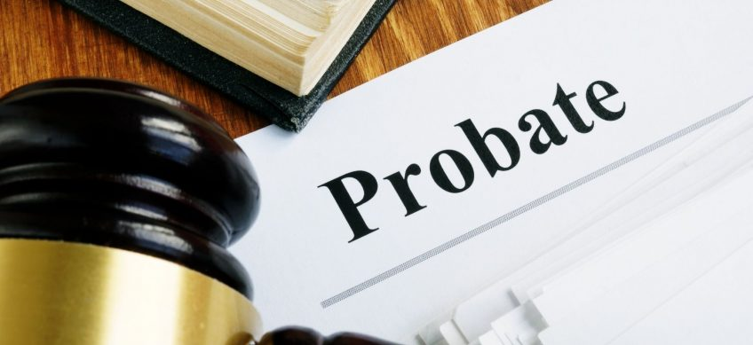 What is the difference between probate and letters of administration?