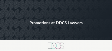 Promotions at DDCS Lawyers